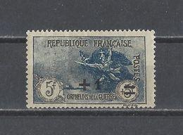 FRANCE.  YT  N° 169  Neuf *  1922  (voir Détail) - Unused Stamps