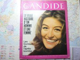 Candide N°310 3 Avril 1967 La Vraie Histoire D'un Homme Et Une Femme / Lelouch / Capitant / Vilallonga / Luis Mariano .. - Informations Générales