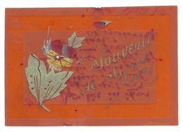 """Petite Carte En Mika ?  """" Souvenir De Syrie 1921 """" - Syria"""