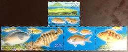 South Korea 2005 Fish MNH - Fische