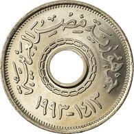 Monnaie, Égypte, 25 Piastres, 1993, SPL, Copper-nickel, KM:734 - Egypt