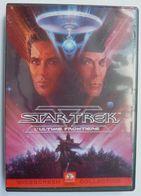 DVD STAR TREK L'ULTIME FRONTIERE - Ciencia Ficción Y Fantasía