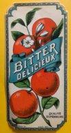 11455 - Bitter Délicieux Ancienne étiquette - Andere