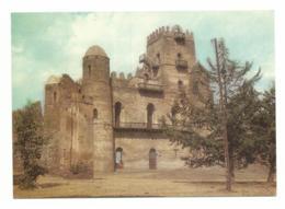 ETHIOPIE Le Chateau De Fassilides   1960/70 - Cpa Neuf  Voir Detail - Ethiopie