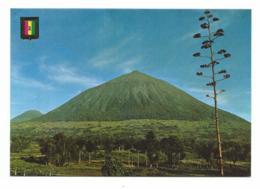 RWANDA  Le Volcan Muhabura 4127 M -1960/70 - Cpa Neuf Voir Detail - Rwanda
