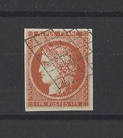 FRANCE.  YT  N° 7  ( FAUX )  Obl  1849 - France
