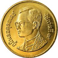 Monnaie, Thaïlande, Rama IX, 50 Satang = 1/2 Baht, 2005, SPL+, Aluminum-Bronze - Thailand