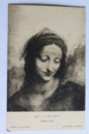 L. De Vinci - Sainte Anne - Schilderijen, Gebrandschilderd Glas En Beeldjes