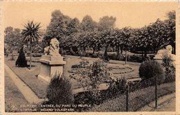 Ingang Volkspark - Coutrai - Kortrijk - Kortrijk