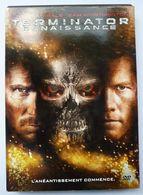 DVD TERMINATOR RENAISSANCE - Sciences-Fictions Et Fantaisie