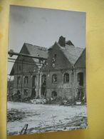 60 7982 RARE CARTE PHOTO - VUE N° 1 - 60 LEFEVRE-CHARPENTIER FABRIQUE DE SUCRE A TRICOT - France
