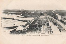 LE CROISIC  - Panorama Des Marais Salants  -- Edition  A. Thuret - Le Croisic