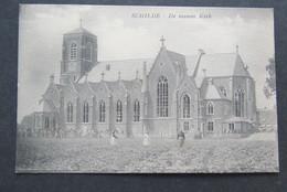 Carte Postale Schilde De Nieuwe Kerk - Schilde