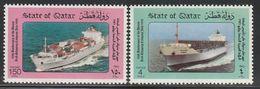 QATAR - N°891/2 ** (1986) - Qatar