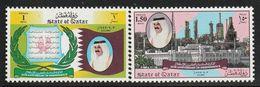 QATAR - N°1108/9 ** (1997) - Qatar