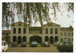 BONDUES --1985--La Mairie- Voitures  Dont Citroen 3CV , Renault 5 Et 4 L, Partie De Citroen GS  Au 1er Plan- - Francia