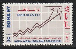 QATAR - N°1110 ** (1997) - Qatar