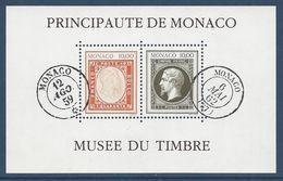 Monaco - Bloc YT N° 58 - Neuf Sans Charnière - 1992 - Blocs