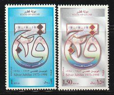 QATAR - N°1136/7 ** (1998) - Qatar