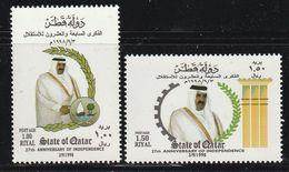 QATAR - N°1138/9 ** (1998) - Qatar