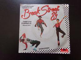 """45 T , BO Du Film """" Break Street 84 """" - Soundtracks, Film Music"""