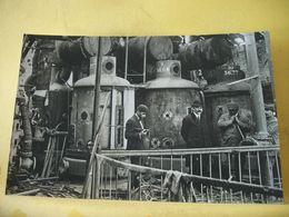 60 7986 RARE CARTE PHOTO - AUTRE VUE N° 3 - 60 LEFEVRE-CHARPENTIER FABRIQUE DE SUCRE A TRICOT - France