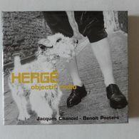 Jacques Chancel, Benoît Peeters - Hergé Objectif Radio / 2 CD - Disques & CD