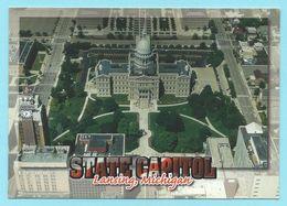 1986 - AMERIKA - USA - MICHIGAN - LANSING - STATE CAPITOL - Lansing