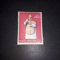 """FB1115 CITTA' DEL VATICANO 1959 INCORONAZIONE DI GIOVANNI XXIII LIRE 25 """"XX"""" - Unused Stamps"""
