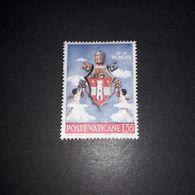 """FB1116 CITTA' DEL VATICANO 1959 INCORONAZIONE DI GIOVANNI XXIII LIRE 35 """"XX"""" - Unused Stamps"""