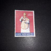 """FB1117 CITTA' DEL VATICANO 1959 INCORONAZIONE DI GIOVANNI XXIII LIRE 60 """"XX"""" - Unused Stamps"""