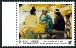 POLYNESIE 1993 - Yv. 447 ** SUP Bdf Tableau De Shelcher  ..Réf.POL25092 - French Polynesia