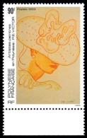 POLYNESIE 1993 - Yv. 448 ** SUP Bdf Tableau De Paul-Emile Victor  ..Réf.POL25096 - French Polynesia