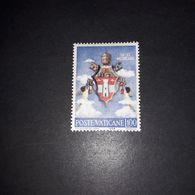 """FB1118 CITTA' DEL VATICANO 1959 INCORONAZIONE DI GIOVANNI XXIII LIRE 100 """"XX"""" - Unused Stamps"""