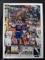 NBA - UPPER DECK 1997 - KNICKS - DEREK HARPER - Singles (Simples)