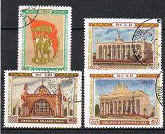 RUSSIE 1714 / 1717 - 1923-1991 USSR
