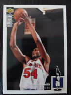 NBA - UPPER DECK 1997 - KNICKS - CHARLES SMITH - Singles (Simples)