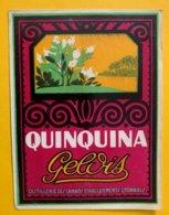 11469 - Quinquina Geldis Distillerie Des Grands Etablissements Lyonnais - Andere