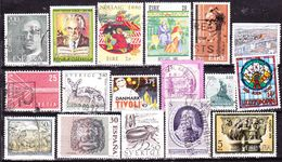 Selezione  Europa  Usati - Lots & Kiloware (mixtures) - Max. 999 Stamps