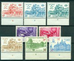 Belgie - Spoorwegen Diverse, Postfris, Plaatnummers (lees Tekst) - Bahnwesen
