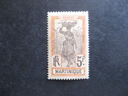 MARTINIQUE: TB N° 77,  Neuf XX. - Unused Stamps