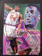 NBA - FLEER 95-96 - KNICKS - CHARLES SMITH - Singles (Simples)