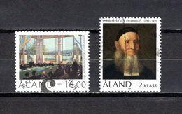 Finlandia - Aland   1991-92 .-  Y&T  Nº   53-55 - Aland