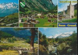 Saas-Grund  [Z07-0.651 - Suisse