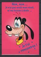 Dingo. Walt Disney. Superbe Carte Neuve - Comics