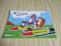 Carte Postale Pif Gadget. - Comics