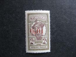 MARTINIQUE: TB N° 105,  Neuf XX. - Neufs