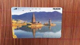 PHONECARD INDONESIA 60 UNIT KARTU TELEPHON  USED Rare - Indonesia