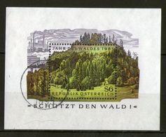 AUSTRIA-Block Mi. 7-N-22046 - Blocks & Kleinbögen