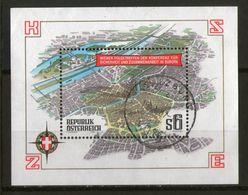 AUSTRIA-Block Mi. 8-N-22048 - Blocks & Kleinbögen